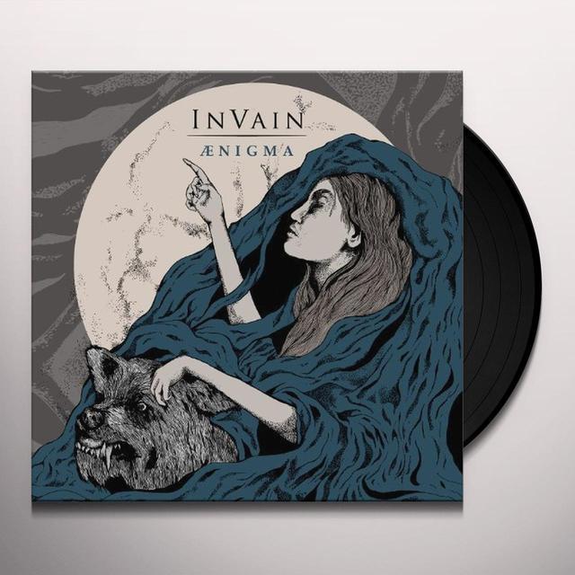 In Vain AENIGMA (GER) Vinyl Record