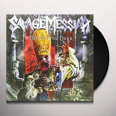 Savage Messiah FATEFUL DARK (GER) Vinyl Record