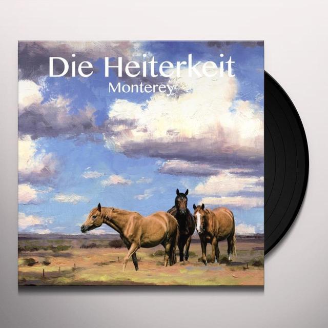 Heiterkeit MONTEREY (GER) Vinyl Record