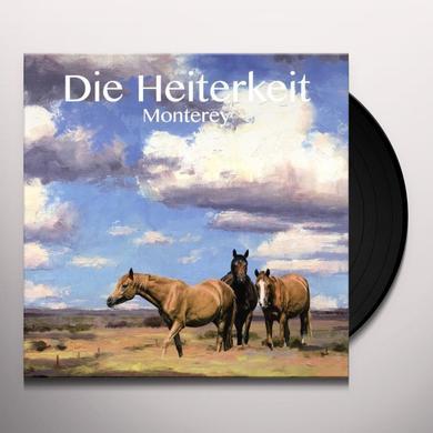 Die Heiterkeit MONTEREY Vinyl Record