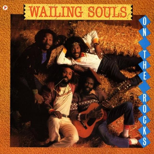 Wailing Souls ON THE ROCKS (GER) (Vinyl)