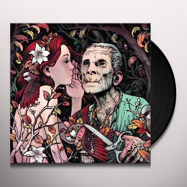 Amoral FALLEN LEAVES & DEAD SPARROWS (GER) Vinyl Record