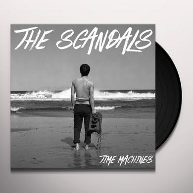 Scandals TIME MACHINES (GER) Vinyl Record