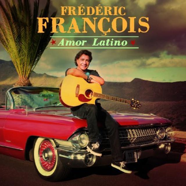 Frederic Francois AMOR LATINO (FRA) Vinyl Record