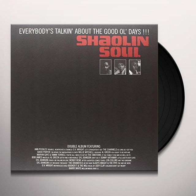 Shaolin Soul Everybody 1 / Various (Fra) SHAOLIN SOUL EVERYBODY 1 / VARIOUS Vinyl Record
