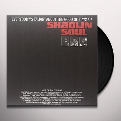 SHAOLIN SOUL EVERYBODY 1 / VARIOUS (FRA) Vinyl Record