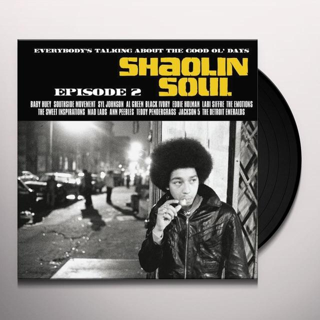 Shaolin Soul Everybody 2 / Various (Fra) SHAOLIN SOUL EVERYBODY 2 / VARIOUS Vinyl Record