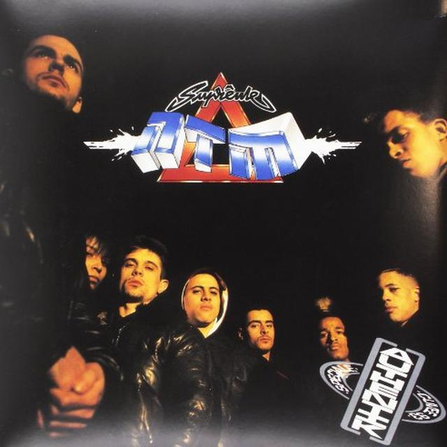 Supreme Ntm AUTHENTIK (FRA) Vinyl Record
