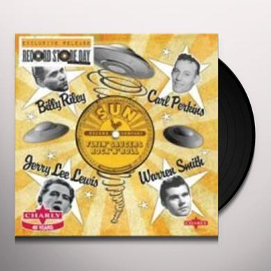 SUN RECORDS - FLYIN SAUCERS ROCK N ROLL / VARIOUS Vinyl Record