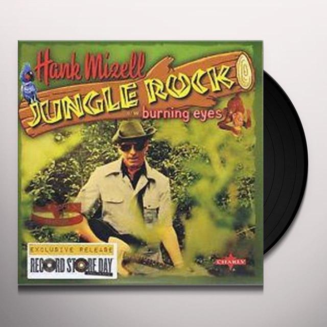 Hank Mizell JUNGLE ROCK Vinyl Record - UK Import