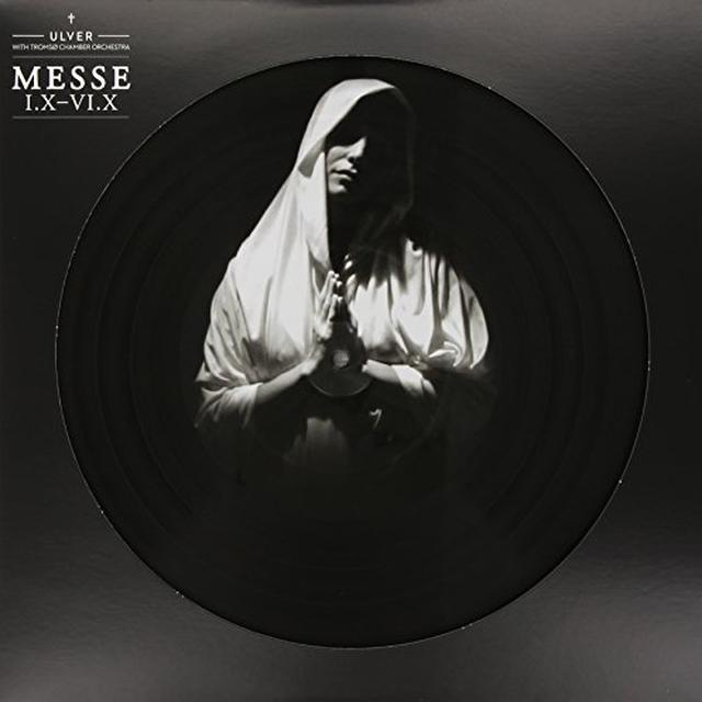 Ulver MESSE I.X-VI-X (PICTURE DISC LP) Vinyl Record