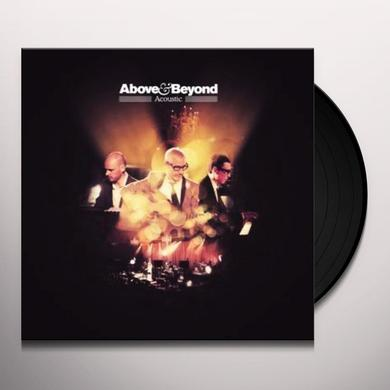 Above & Beyond ACOUSTIC Vinyl Record - UK Import