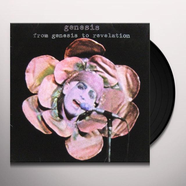 FROM GENESIS TO REVELATION Vinyl Record - UK Import