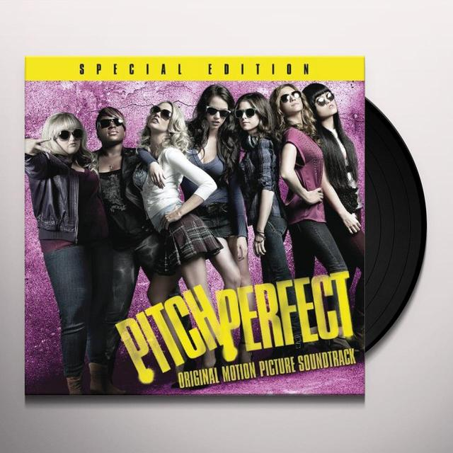 PITCH PERFECT / O.S.T. Vinyl Record