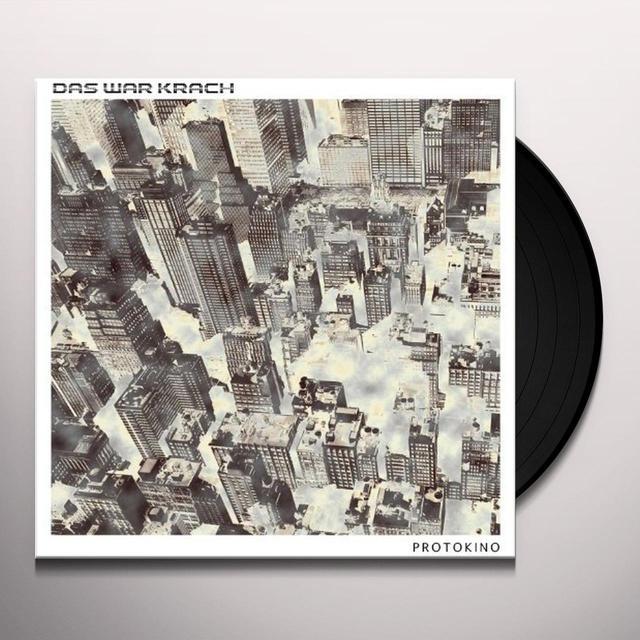 Das War Krach PROTOKINO Vinyl Record