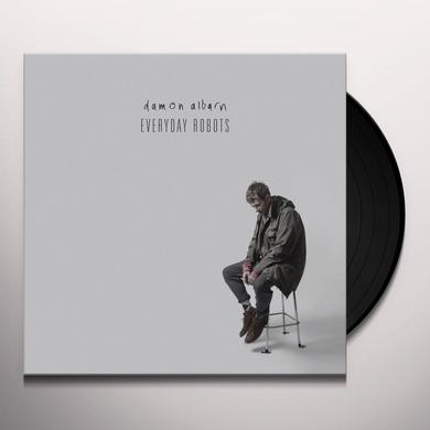 Damon Albarn EVERYDAY ROBOTS Vinyl Record - Digital Download Included