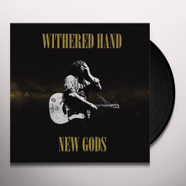 Withered Hand NEW GODS Vinyl Record