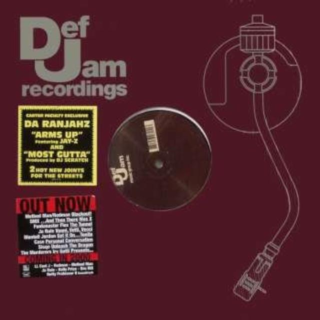 Da Ranjahz ARMS UP Vinyl Record