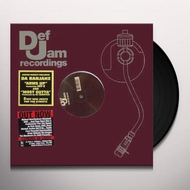 Da Ranjahz ARMS UP Vinyl Record - Canada Import