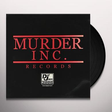 Murderers WE DON'T GIVE A WHAT Vinyl Record