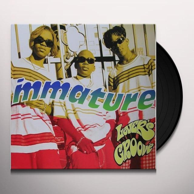 Immature LOVER'S GROOVE Vinyl Record - Canada Import