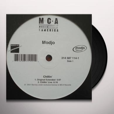 Modjo CHILLIN' Vinyl Record - Canada Import