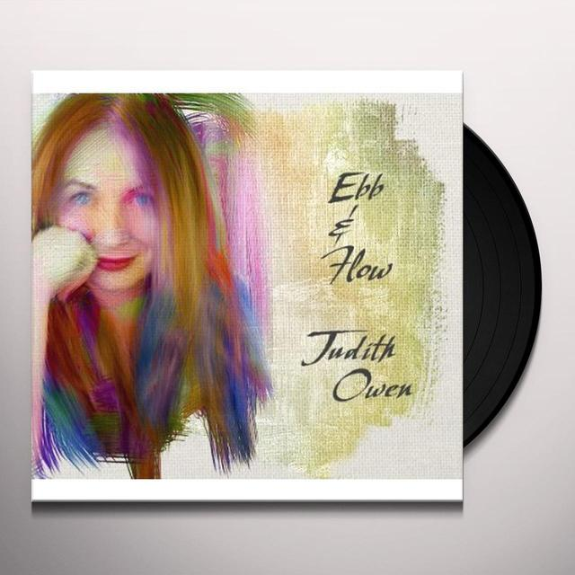 Judith Owen EBB & FLOW Vinyl Record - UK Import