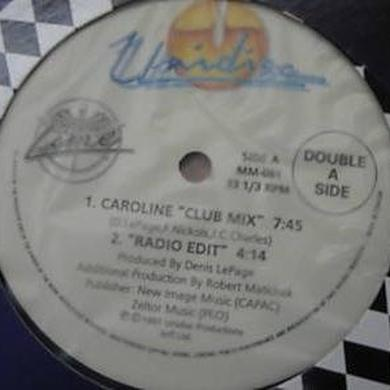 Lime CAROLINE Vinyl Record