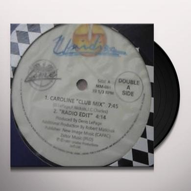 Lime CAROLINE Vinyl Record - Canada Import
