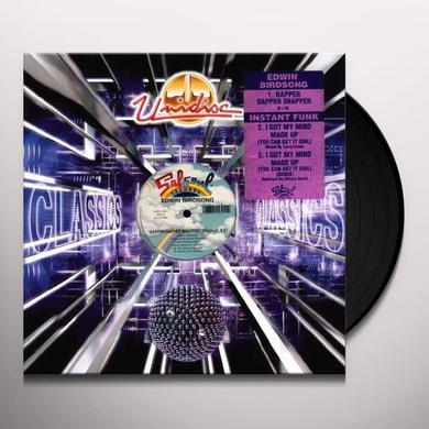Instant Funk/Birdson I GOT MY MIND MADE UP/RAPPER DAPPER SNAPPER Vinyl Record