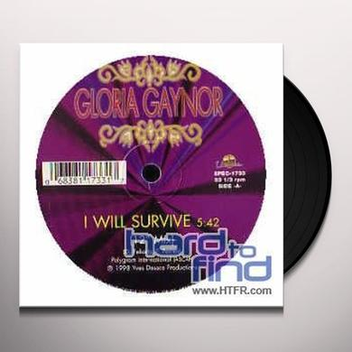 Gloria Gaynor I WILL SURVIVE (CAN) (Vinyl)