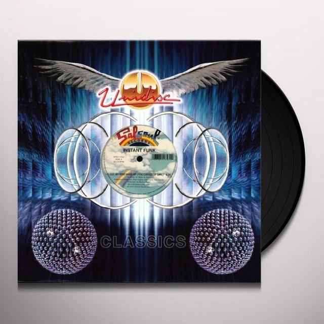 Instant Funk BODYSHINE/I GOT MY MIND MADE UP Vinyl Record
