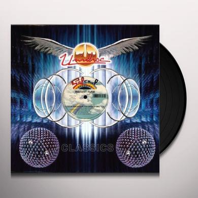 Instant Funk BODYSHINE/I GOT MY MIND MADE UP Vinyl Record - Canada Import