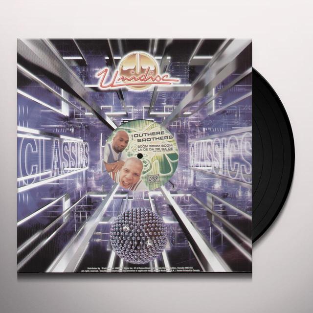Outhere Brothers BOOM BOOM BOOM/LA DE DA DE DA DE (WE LIKE TOA) Vinyl Record