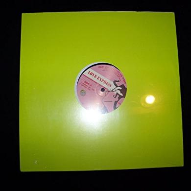 Love Express YOUR LOVE IS TUMBLIN DOWN Vinyl Record - Canada Release