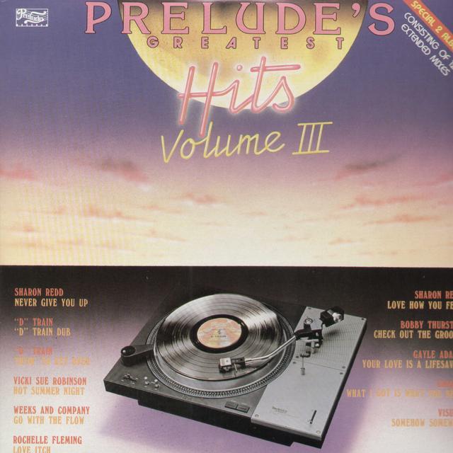 VOL. 3 / VARIOUS Vinyl Record