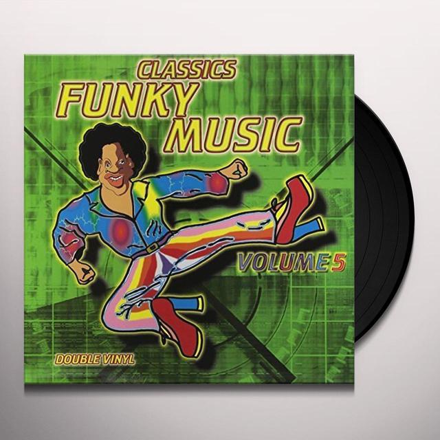 Vol. 5 / Various (Can) VOL. 5 / VARIOUS Vinyl Record - Canada Import