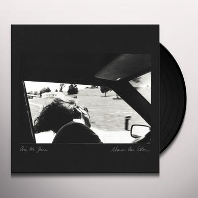 Sharon Van Etten ARE WE THERE Vinyl Record