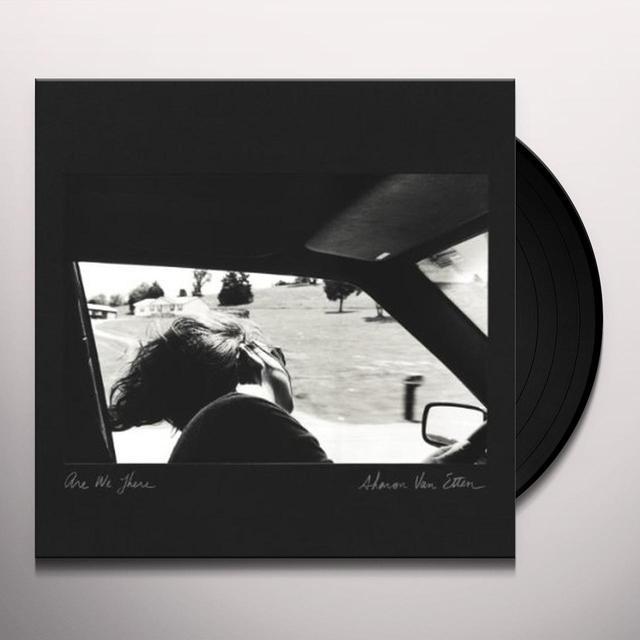 Sharon Van Etten ARE WE THERE Vinyl Record