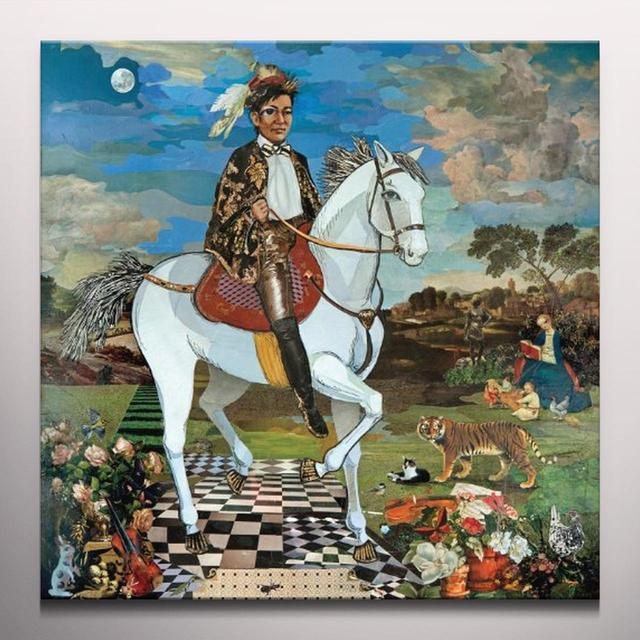Kishi Bashi LIGHGHT  (WSV) Vinyl Record - Colored Vinyl, Digital Download Included
