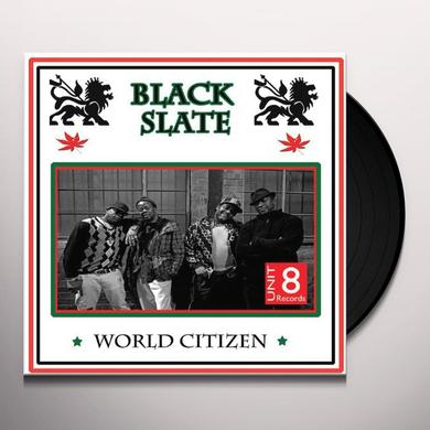 Black Slate WORLD CITIZEN Vinyl Record