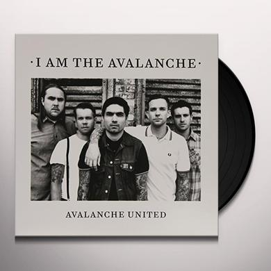 I Am The Avalanche AVALANCHE UNITED Vinyl Record