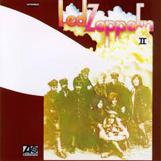 LED ZEPPELIN II Vinyl Record