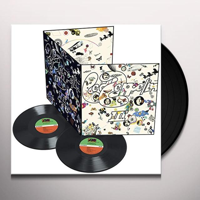 LED ZEPPELIN III Vinyl Record