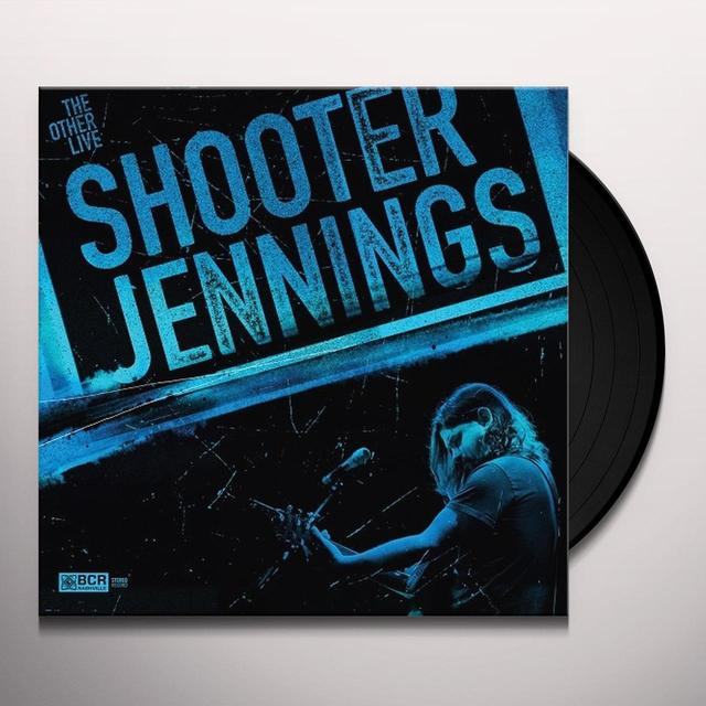 Shooter Jennings OTHER LIVE Vinyl Record