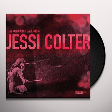 Jessi Colter LIVE FROM CAINS Vinyl Record