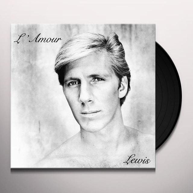 Louis Baloue L'AMOUR Vinyl Record - Gatefold Sleeve, Remastered