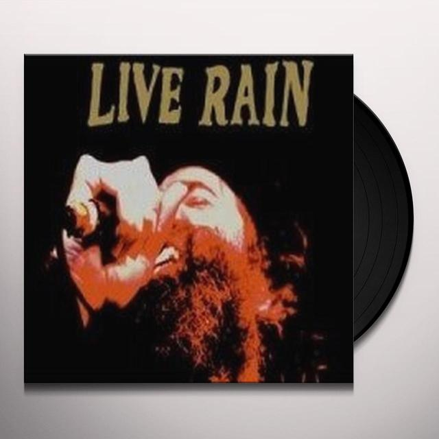 Howlin Rain LIVE RAIN Vinyl Record