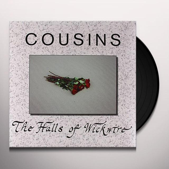 Cousins HALLS OF WICKWIRE Vinyl Record