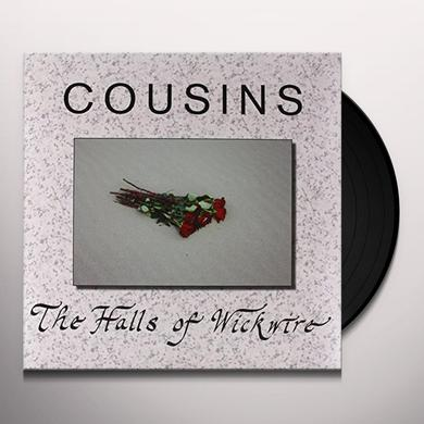 Cousins HALLS OF WICKWIRE Vinyl Record